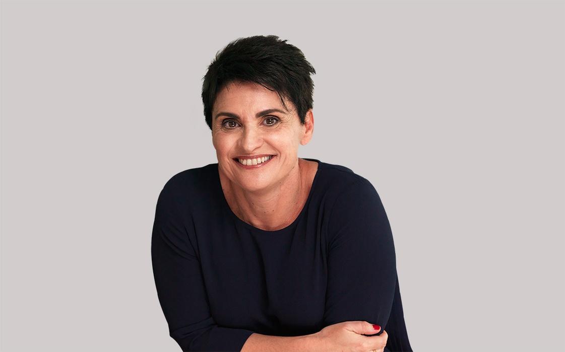 Caroline Guillaumin, Directrice des Ressources Humaines et de la Communication de la Société Générale