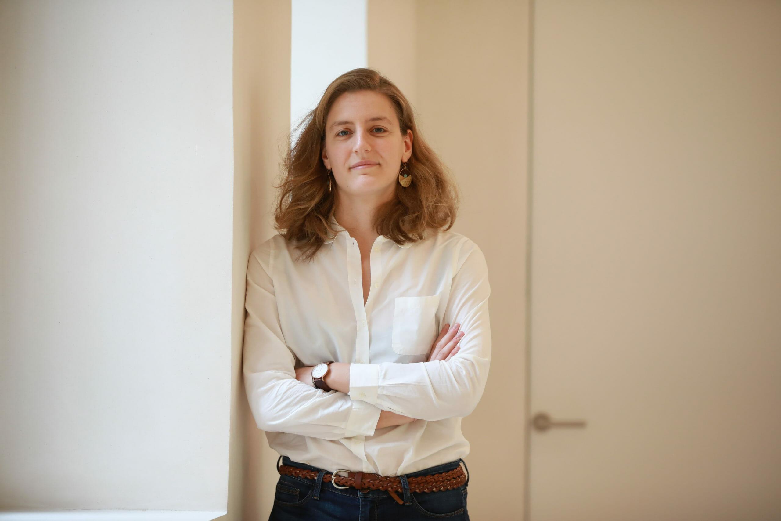 Camille Marc, Responsable du conseil et de l'incubateur du Philanthro-Lab