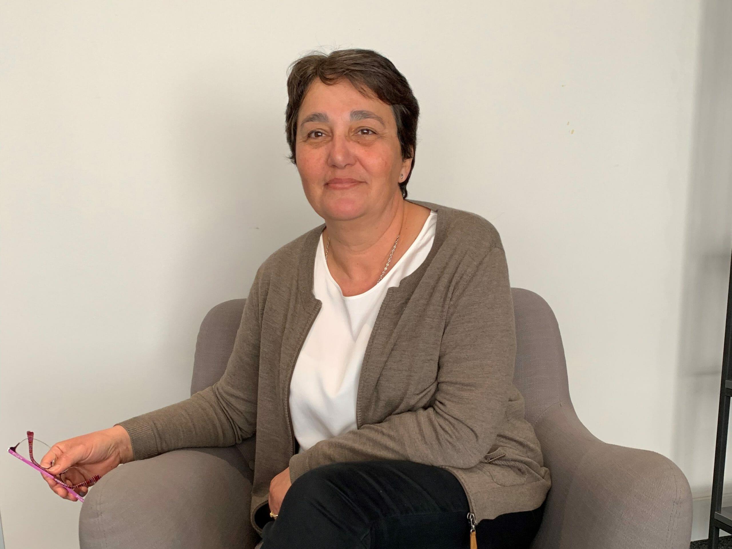 Marie-Noëlle Reboulet, présidente du Geres